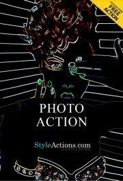 neon-light-psd-action