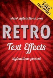retro-text-action