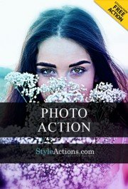gradient-action-free-psd-action
