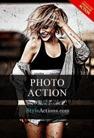 grunge-effect-psd-action
