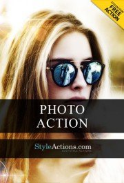 lens-flare-effect-psd-action