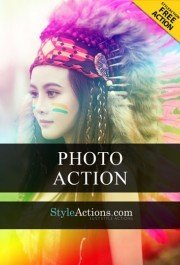 rainbow-effect-free-psd-action