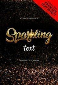 3d-sparkling-text