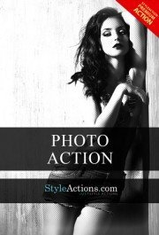 monochromes-psd-action