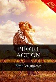 sunset-glow-photoshop-actions