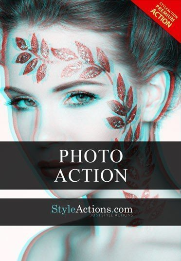 3d-photoshop-action