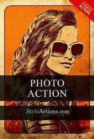 retro-movie-art-psd-action