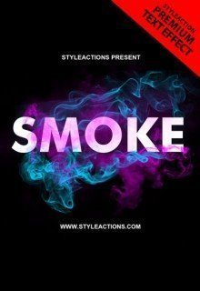 smoke-effect-psd-action