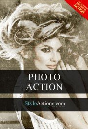 vintage-effect-psd-action