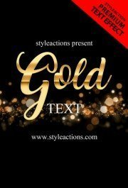gold-text-effect-psd-action