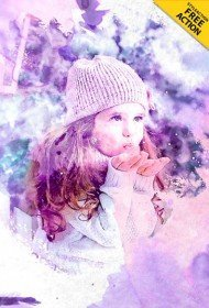 watercolor-effect-psd-action