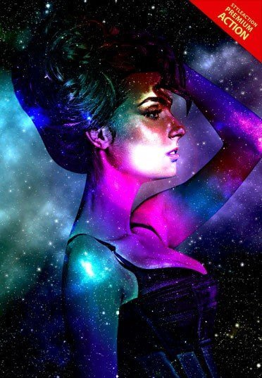 colorful-starry-sky-photoshop-action