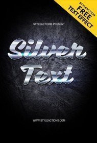 silver-text-effect-psd-action