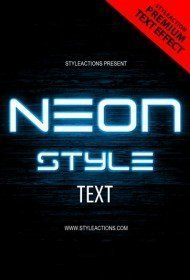 neon-styles-photoshop-action