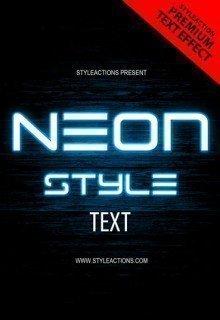 neon-styles-photoshop-action
