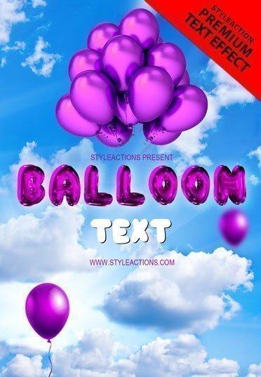 balloon-photoshop-action