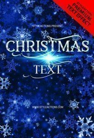 christmas-text-style-photoshop-action