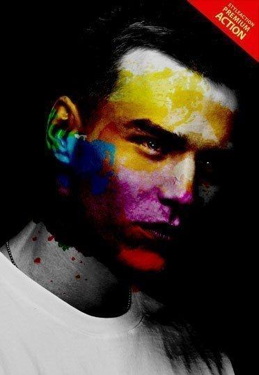 color-paints-photoshop-action