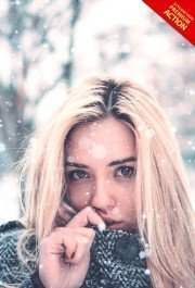 snow-photoshop-action