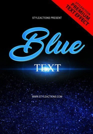 blue-text-style