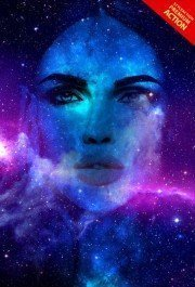 stardust-face-photoshop-action