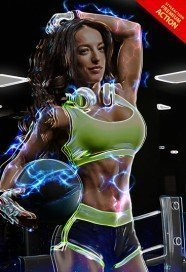 energy-photoshop-action