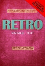 retro-vintage-text-effects-photoshop-action
