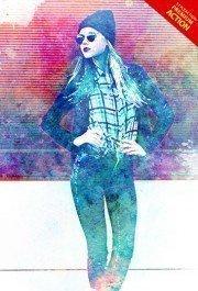 watercolor-photoshop-action