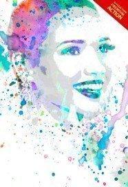 color-splatter-photoshop-action