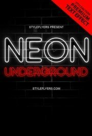 neon-underground-photoshop-effect