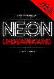 neon-underground-photoshop-effect