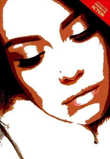 vector-paint-photoshop-action