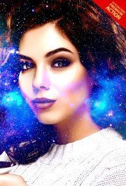 stardust-photoshop-action