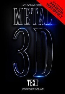 metal-3d-text-effect-photoshop-action