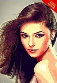 vector-art-photoshop-action