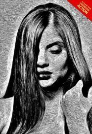 sketch-art-photoshop-action