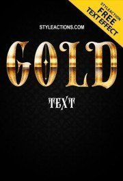 gold-text-effect-styles