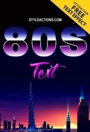 80s-text-effects-phototshop-action