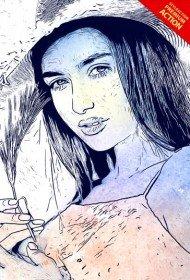 ink-sketch-photoshop-action