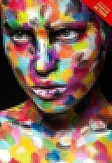 pixel-portrait-photoshop-action
