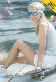 soap-bubbles-photo-overlays-photoshop-action