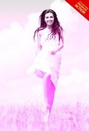 warm-pink-gradient-effect-photoshop-action