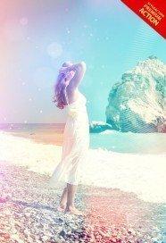 dream-bokeh-photoshop-action