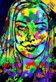 abstract-portrait-painting-effect