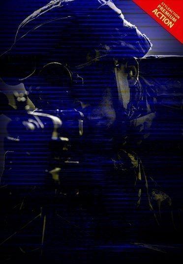 dark-digital-distortion-effect