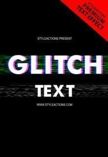 glitch-text-effect