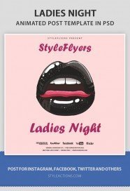ladies-night-ps-animated-template