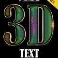 3d-text-photoshop-action
