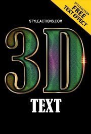 3d-text-photoshop-action