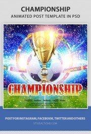 championship-animated-template